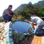 Pellicole solari: applicazione