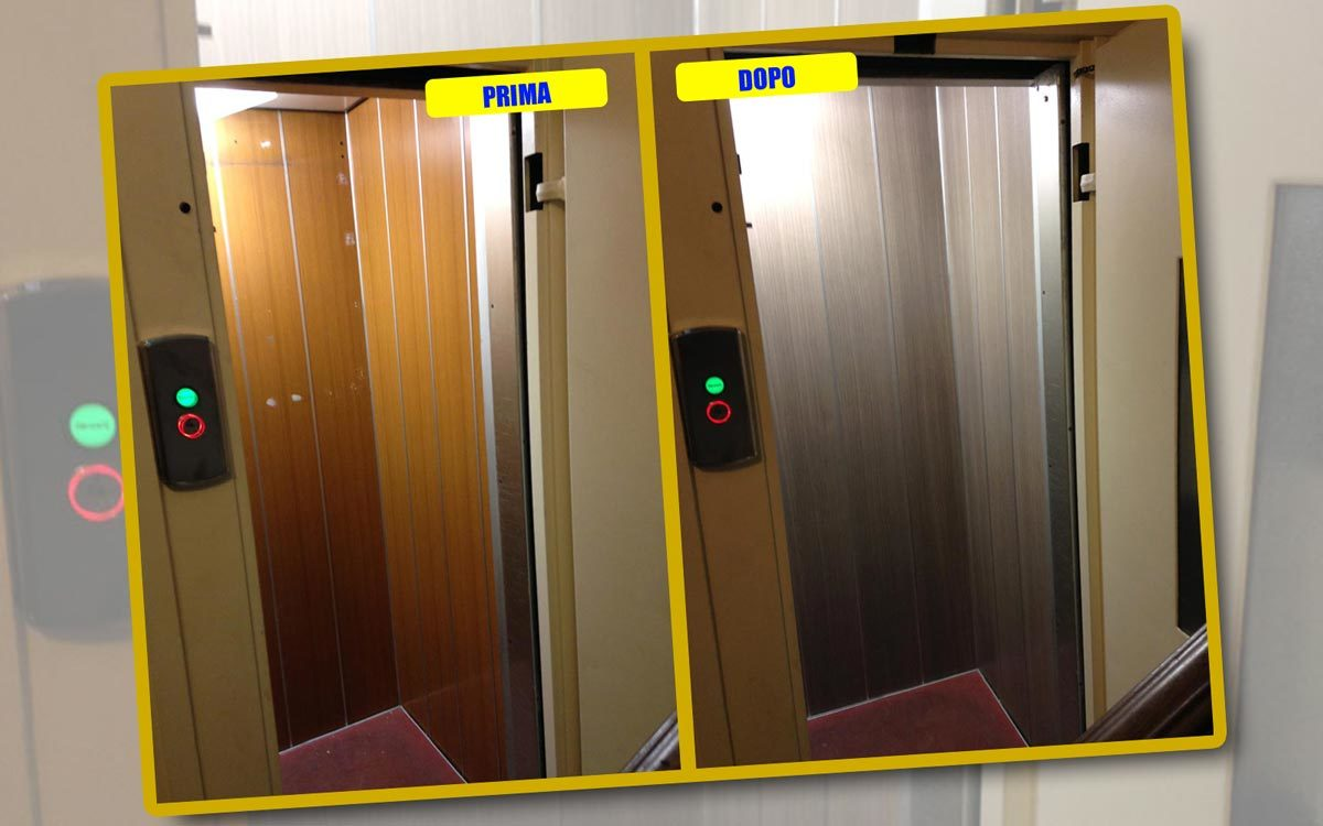 Cabina ascensore come rinnovarla e renderla pi bella for Design della cabina e planimetrie