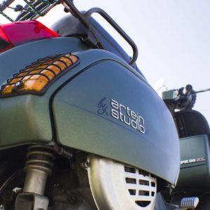 Pellicola Wrapping 3m per moto Vespa Piaggio