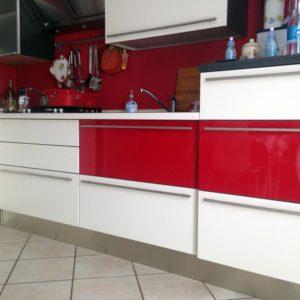 Pannello dietro cucina la cucina di cass california usa for Pannelli sughero brico