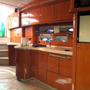 Refitting nautica per mobili interni