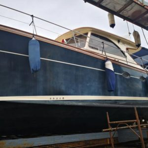Boat Wrapping Portland 55 Abati