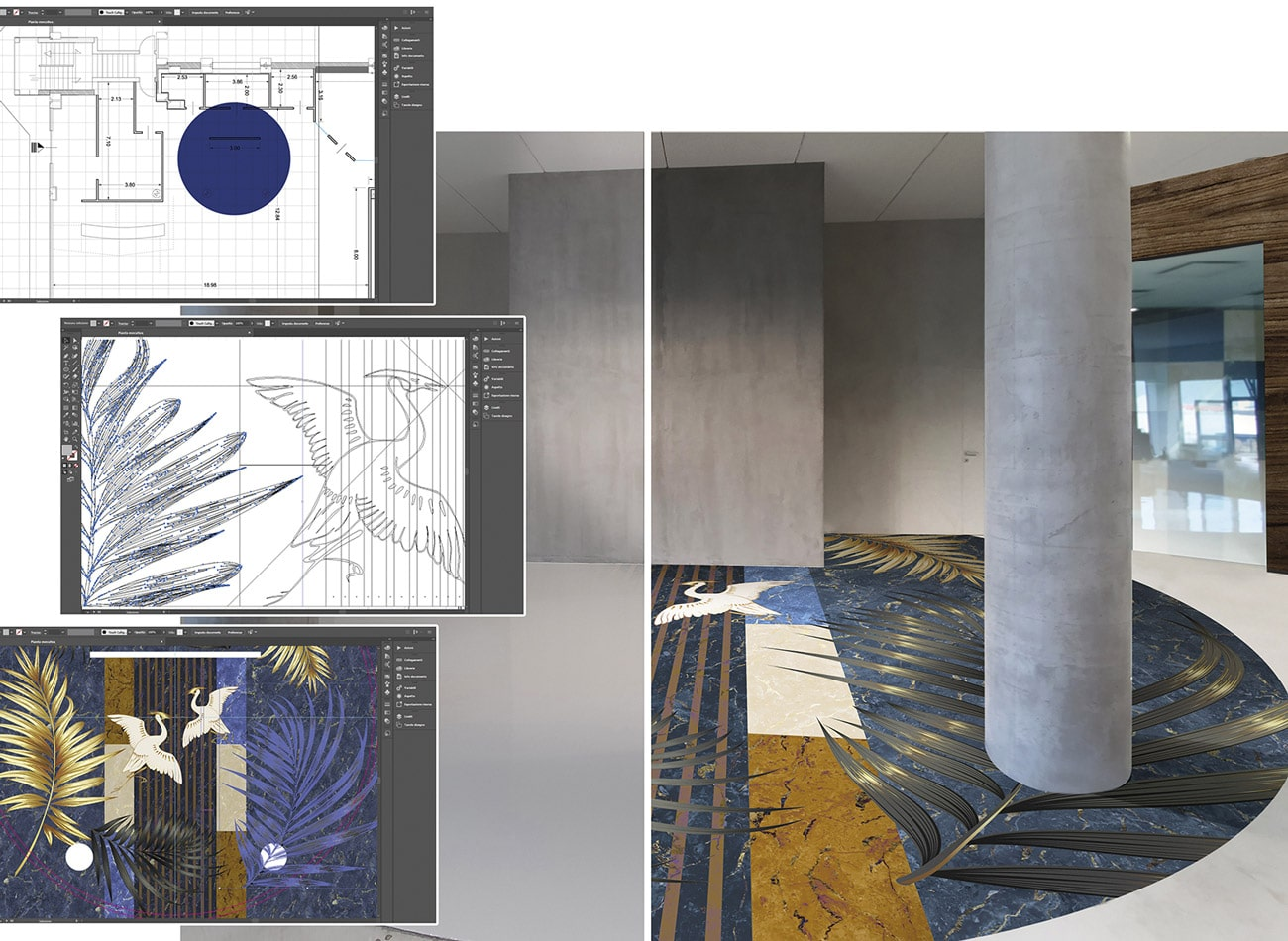 MondoDecor: Pavimento 3D