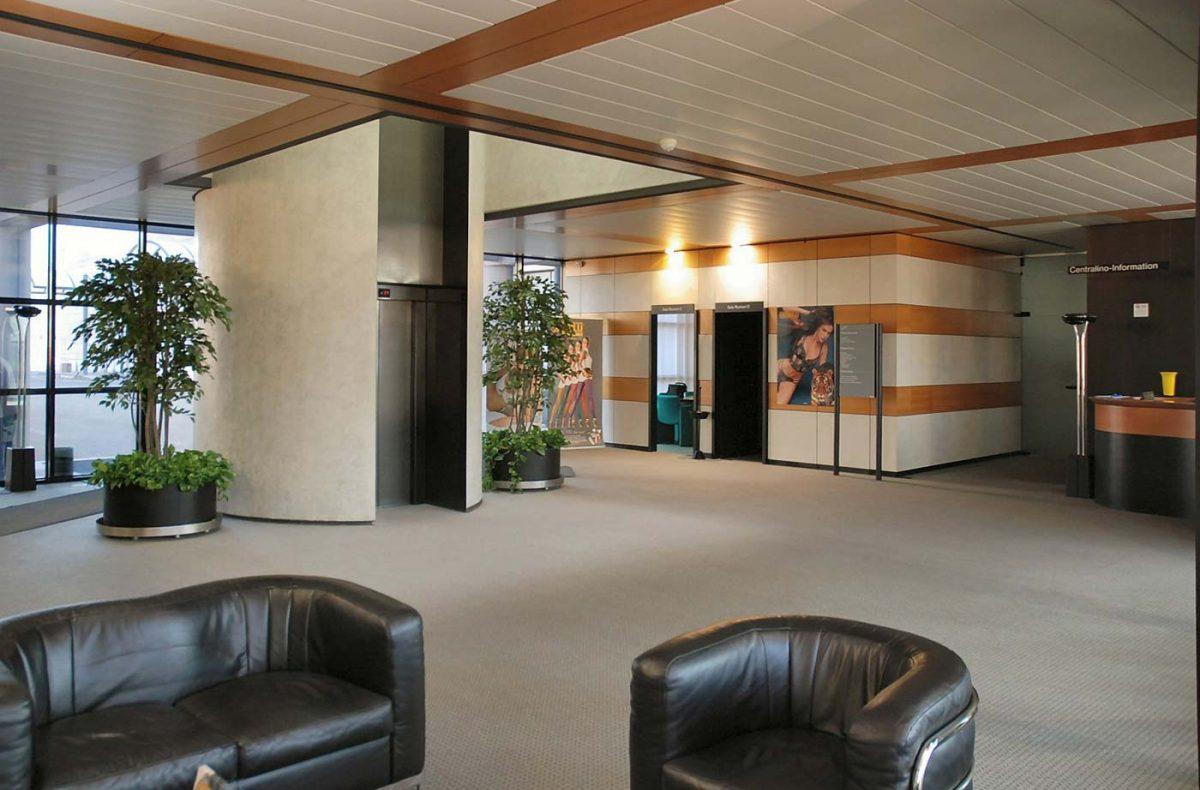 Come rinnovare la hall dell'azienda