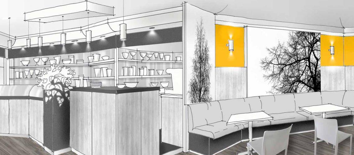 Il progetto di riqualificazione il ruolo dell 39 interior for Siti di interior design