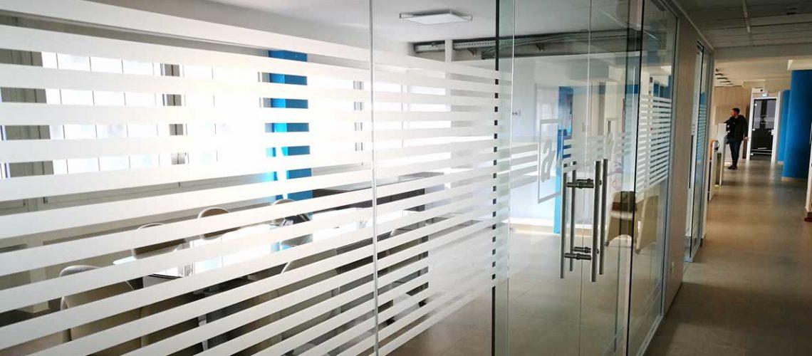 Pellicole decorative vetri