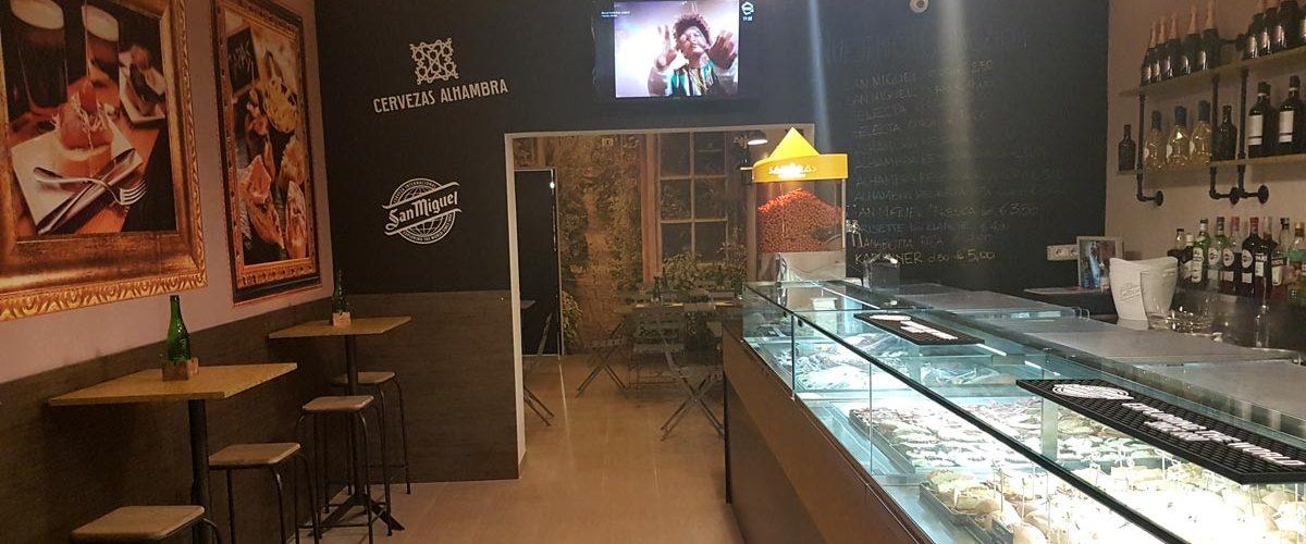 Ristrutturazione bar Taranto